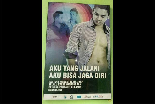 Logo NU Dicatut Jadi Sponsor Iklan Kondom LGBT, Ini Tanggapan PBNU
