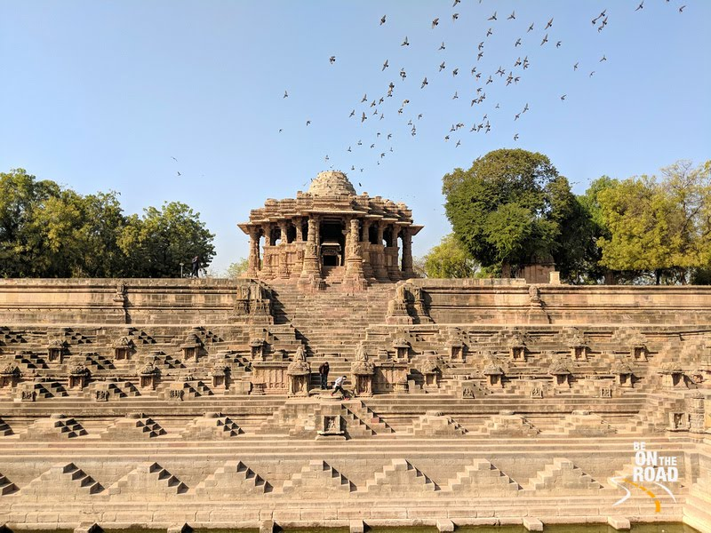 Modhera Sun Temple - rich Indian heritage