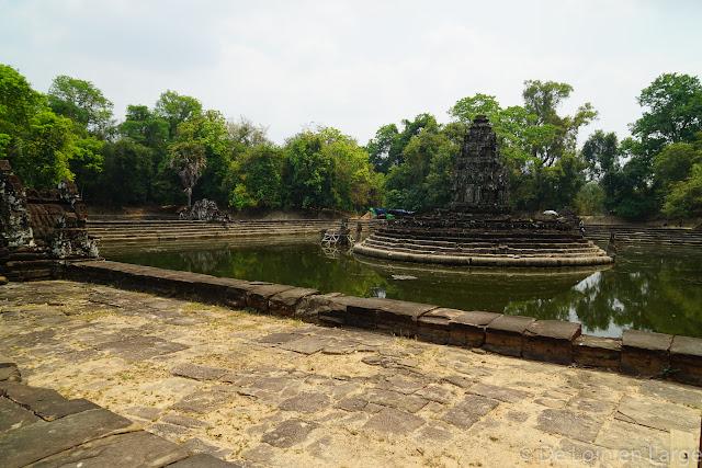 Neak Pean - Angkor - Cambodge