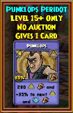 Punklops - Wizard101 Card-Giving Jewel Guide