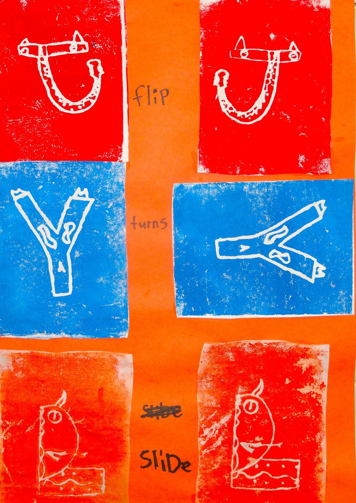 Art It S Made To Be Seen 5th Grade Flip Turn Slide