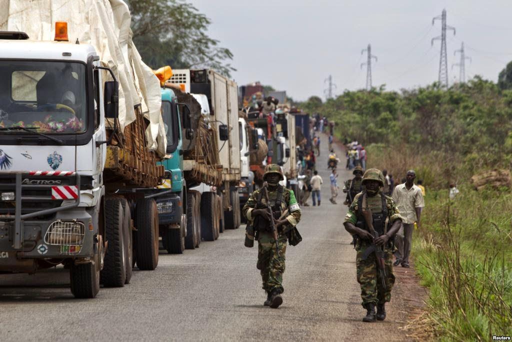 chad nigeria border closed