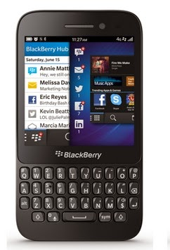 HP Blackberry Q5