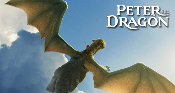 """Crítica de """"Peter y el Dragón"""""""