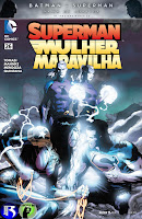 Os Novos 52! Superman & Mulher Maravilha #26