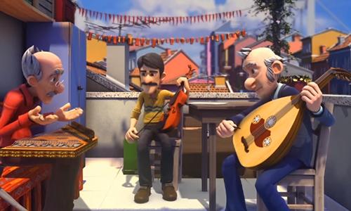 Rafadan Tayfa 49. Bölüm ( Türk Sanat Müziği )