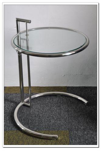 Eileen Gray, mesa, ajustável, século XX, ícones, design, Bauhaus