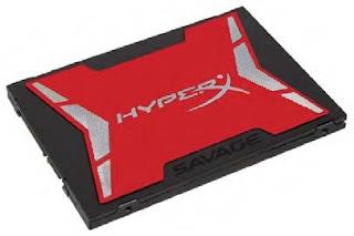 SSD Kingston HyperX Savage 480GB