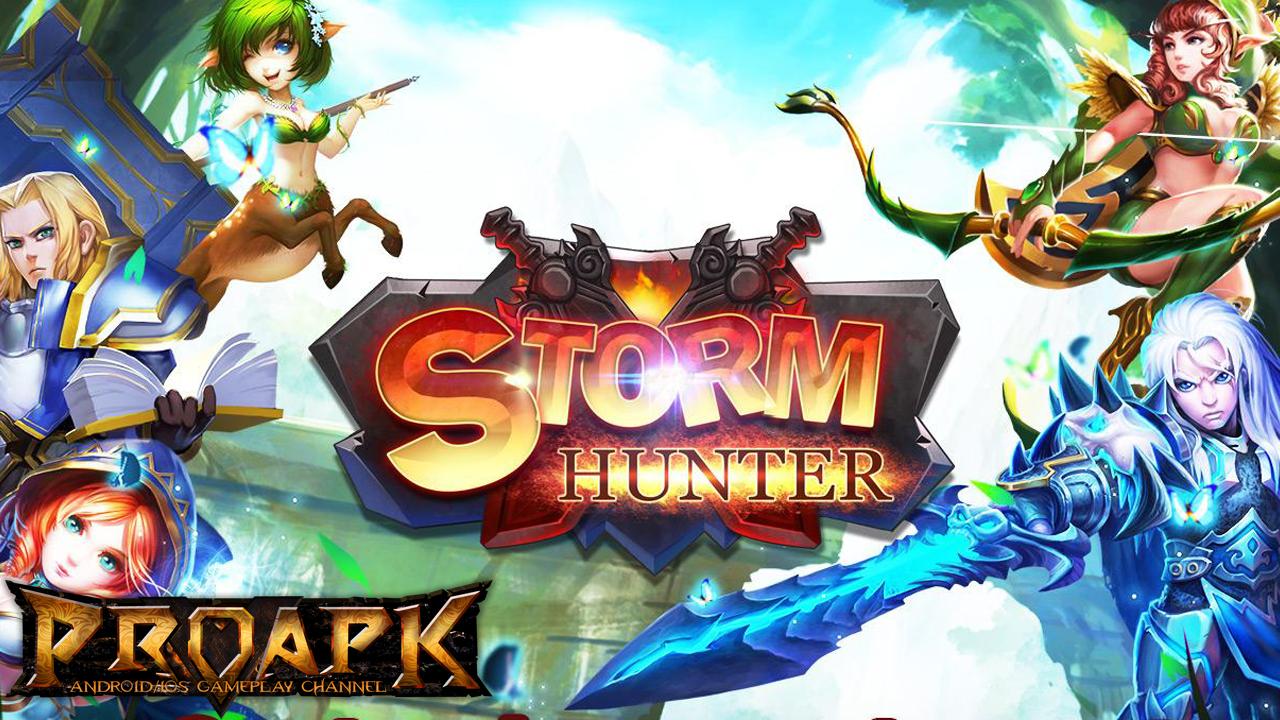 Storm Hunter