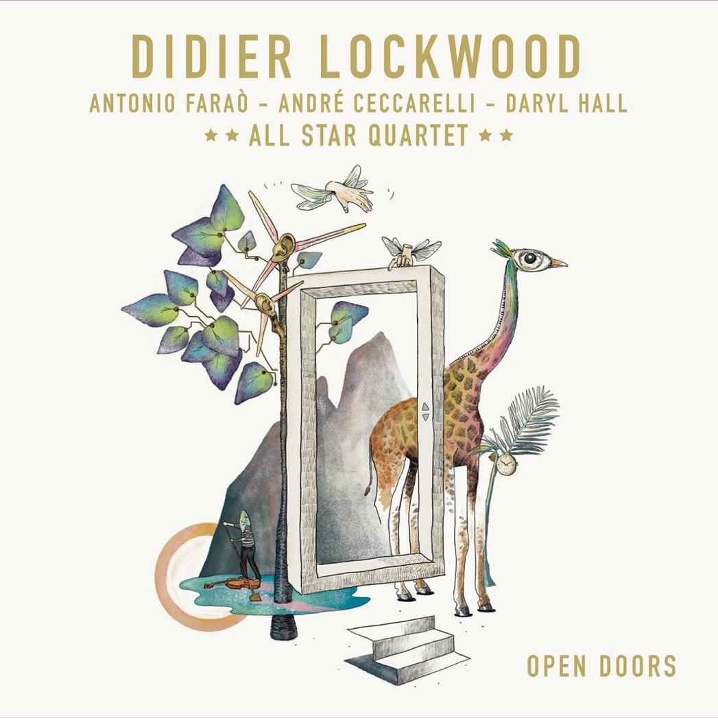 Didier Lockwood u2013 Open Doors (2017)  sc 1 st  Republic of Jazz & Republic of Jazz: Didier Lockwood u2013 Open Doors (2017)