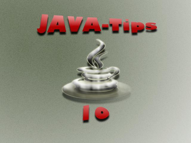 Imagen de Java tips parte 10