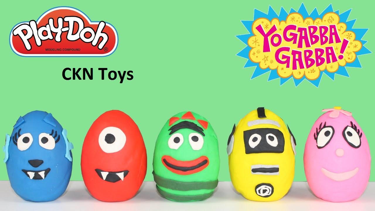 Yo Gabba Gabba Toys