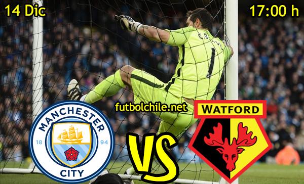 Ver stream hd youtube facebook movil android ios iphone table ipad windows mac linux resultado en vivo, online:  Manchester City vs Watford