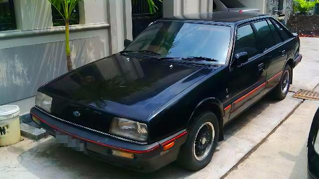 Ford TX5 Ghia
