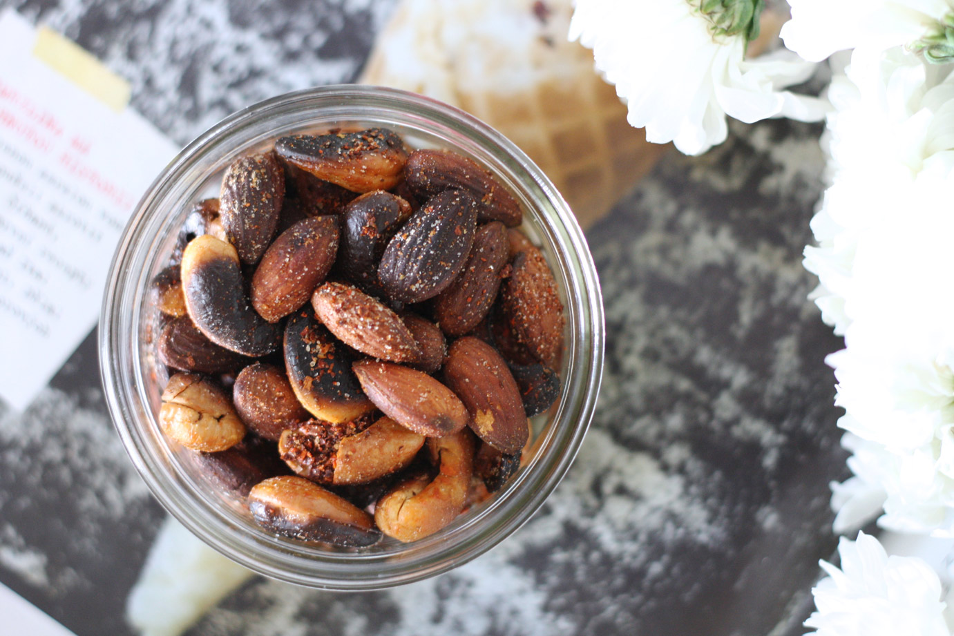 ROASTED NUTS WITH CHILLI 2