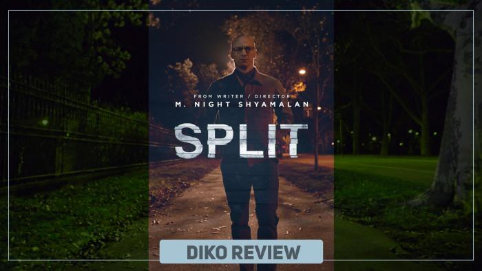 #ReviewFilm : SPLIT - Dua Empat Kepibadian dalam Satu Badan