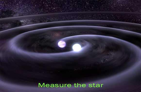 Cara Ilmuwan Mengukur Bintang