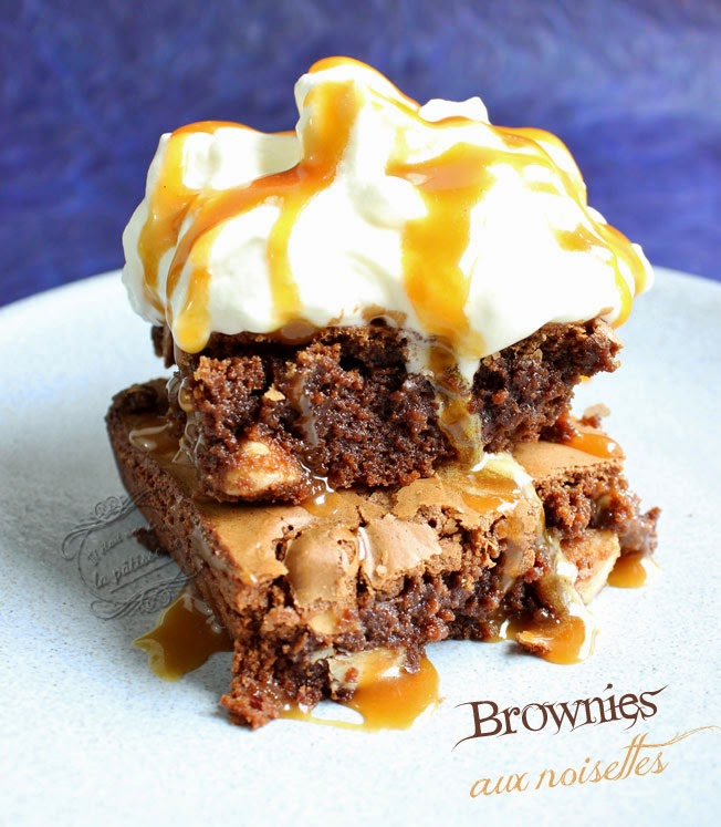 recette brownies noisettes
