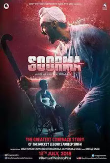 Soorma (2018) Full Movie Download in 720p