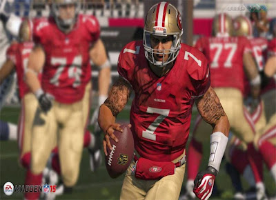 Madden NFL 15 Xbox360 PS3 free download full version