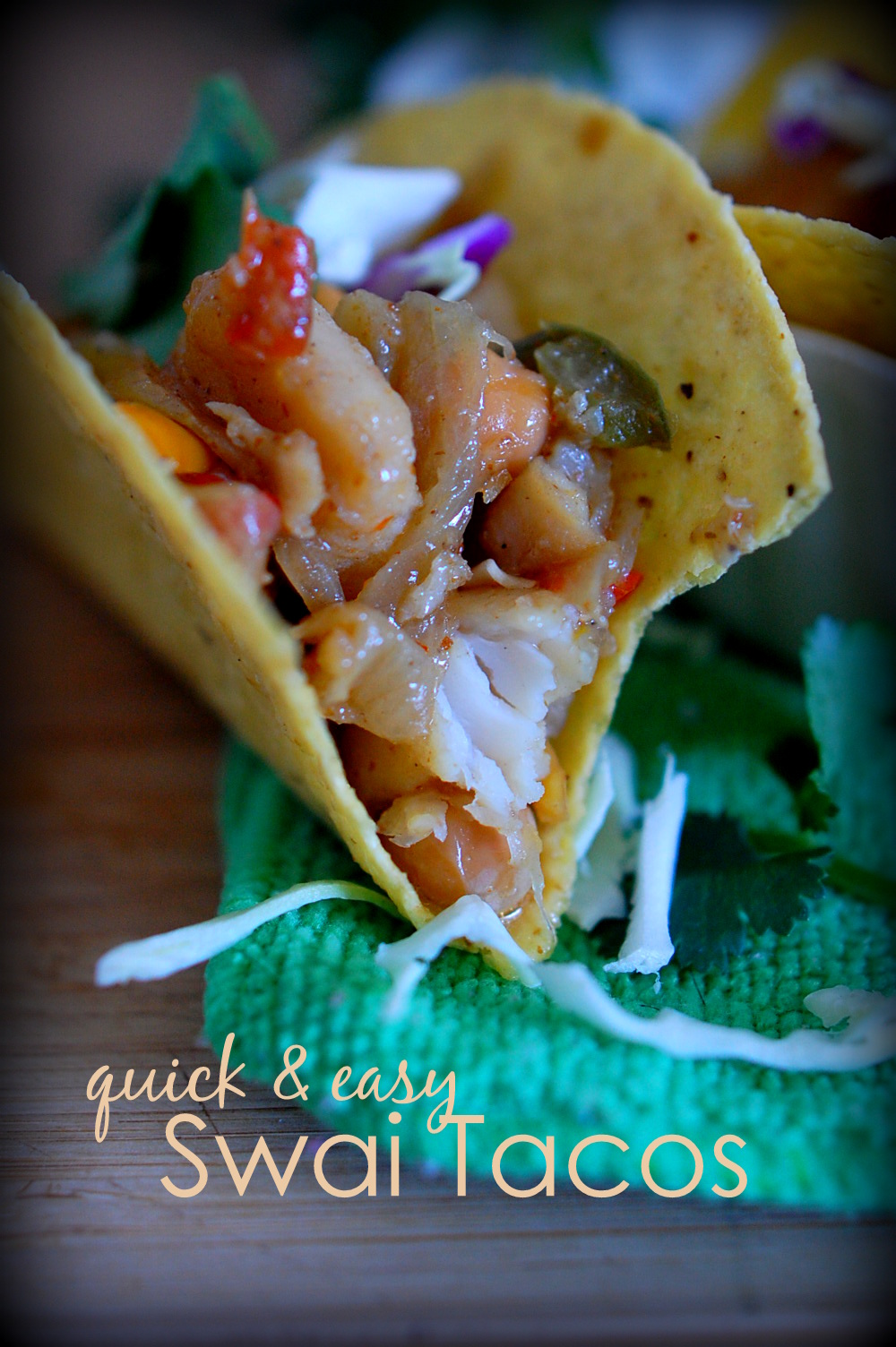 Quick Easy Makeup Tips Ideas For Work: Food, Fun & Life: Quick & Easy Swai Tacos