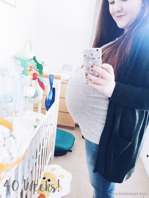 Bump update | Week 39 | Pregnancy Update | Love, Maisie