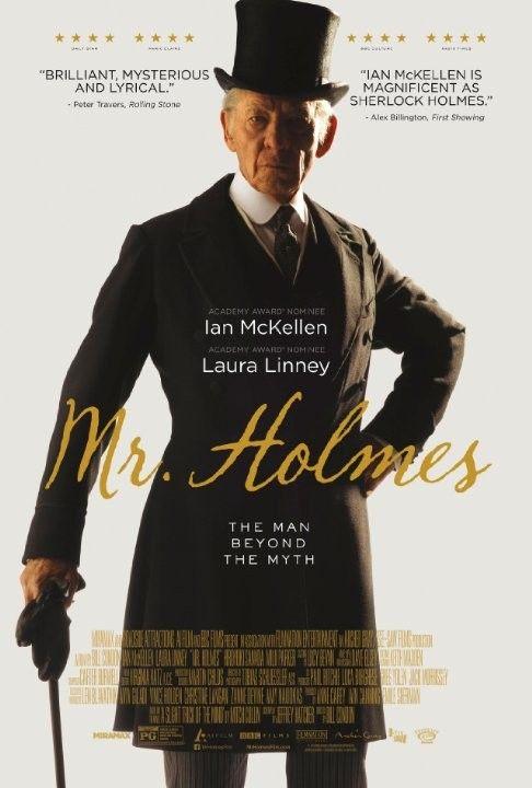 Mr Holmes 2015 Full Movie
