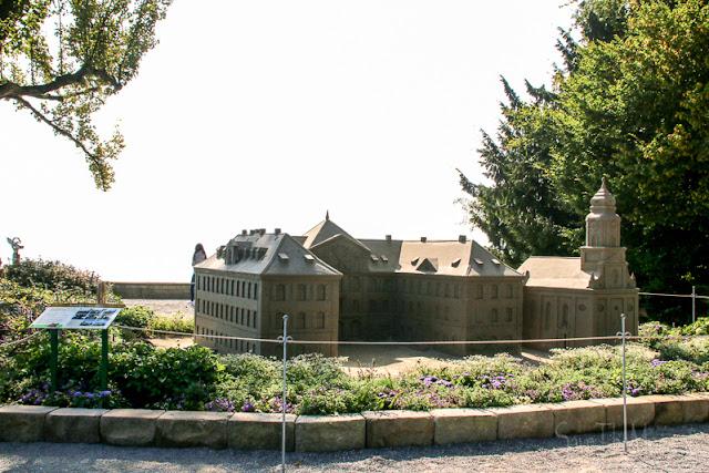 Nachbau Schloss Mainau