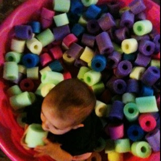 Image: Ball Pit Play, by Jessica Baudin-Griffin