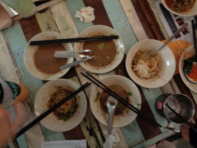Food & Restaurant Review: Original Boat Noodle (Authentic Thai Food)