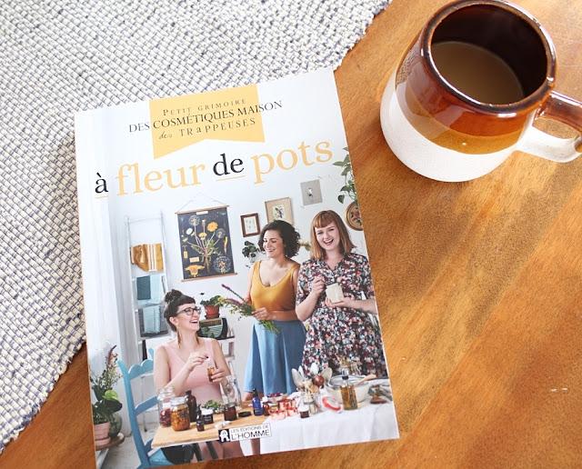 Le livre «À fleur de pots» des Trappeuses