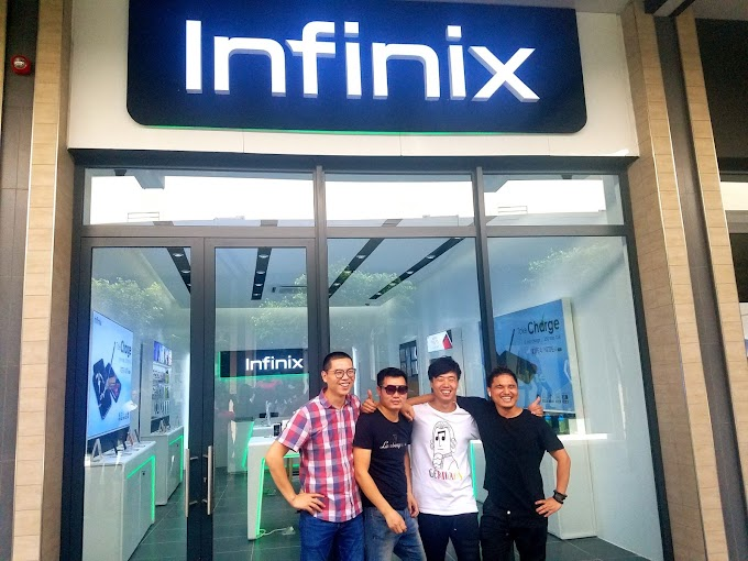 Infinix Mobility announces its first smartphone of 2018 Infinix S3 together with 1st ever infinix experience centre