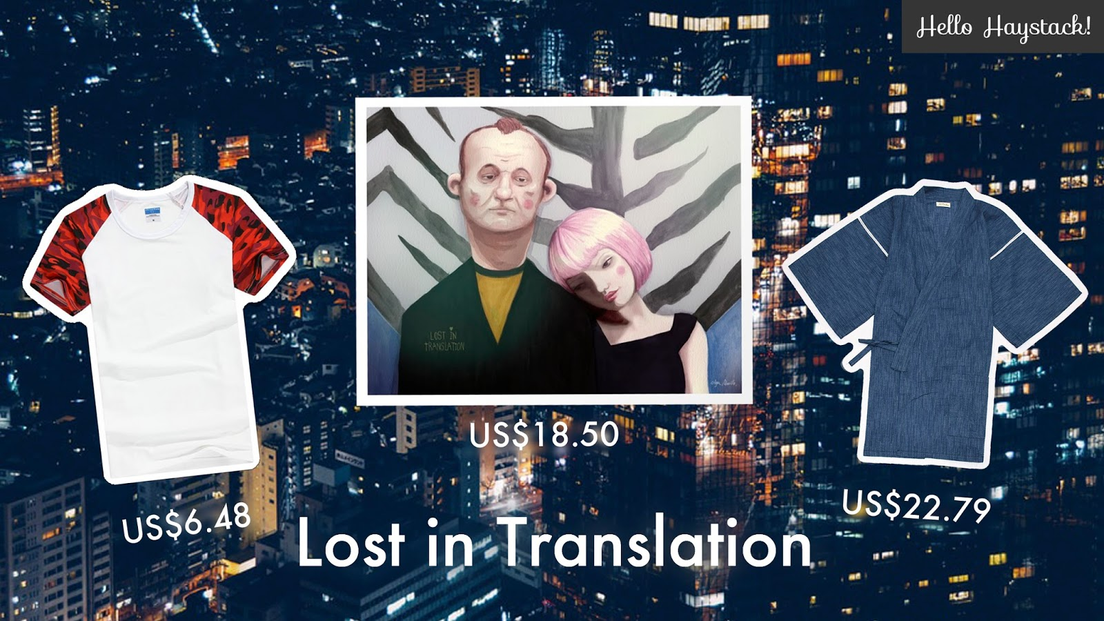 In Lost Translations Memorable Karaoke Scene Murrays Character Sings Plaintively To Scarlett Johansson High Up Above Night Time Tokyo While Wearing