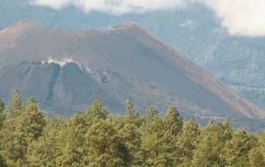 Paricutin Volcano. Picture from Sectur Michoacán