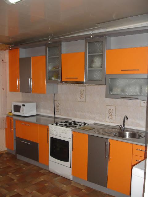 Угловые кухни под заказ