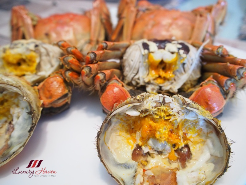singapore premium live hairy crabs delivery review