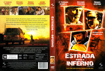 Filme Estrada Para o Inferno (Hoboken Hollow) DVD Capa