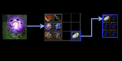 Naruto Castle Defense 7.0 Process Item Transfer Stone