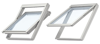 finestra tetto a vasistas