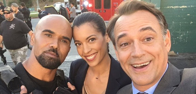 GH's Jon Lindstrom to Guest Star on S.W.A.T with Shemar Moore!