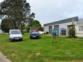 Biville-sur-Mer キャンプ場