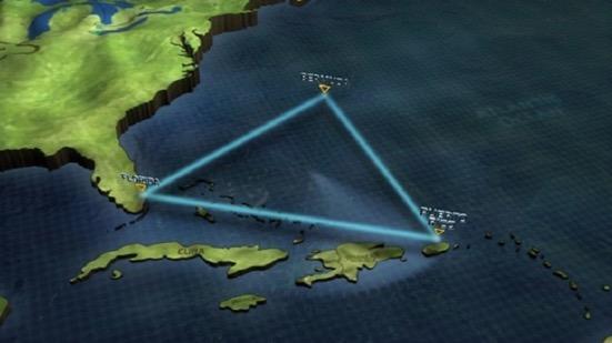 Misteri Segi Tiga Bermuda akhirnya terjawab, kawah gergasi ditemui di dasar laut