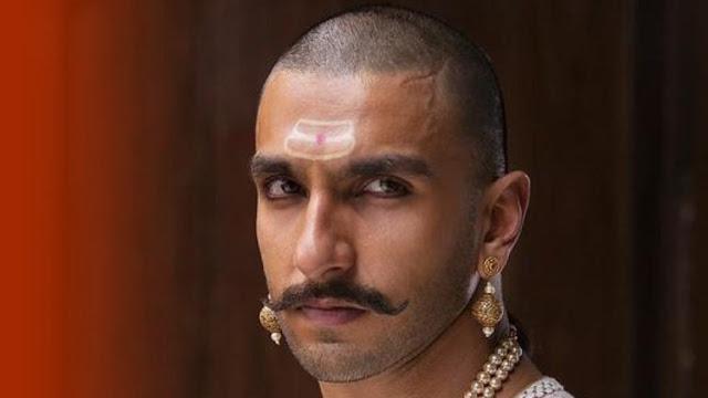 Ranveer Singh Blunt Haircut HD Images