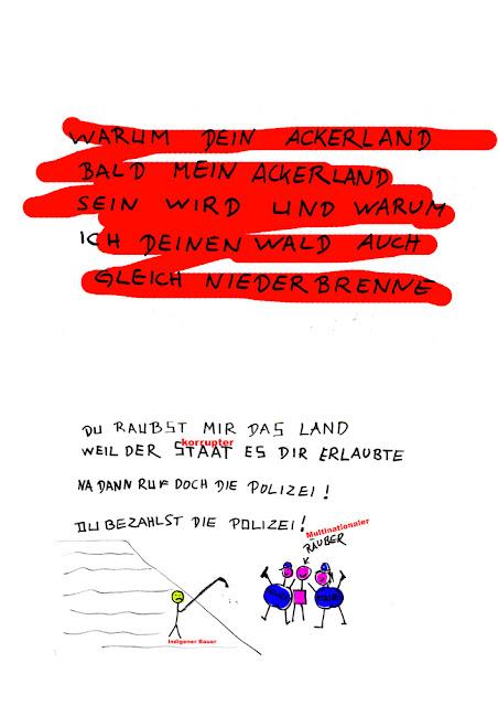 Dr. Kristian Stuhl 2012, I love Landgrapping, Das Klo spült alles fort, A4