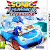Sonic & All Stars Racing Transformed 3DS CIA Google Drive Link