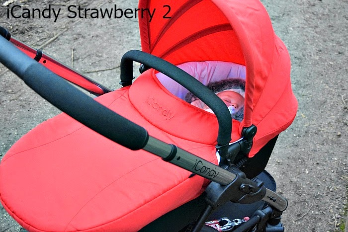 Review Part One Icandy Strawberry 2 Mummy And The Chunks
