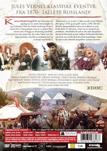tsarens kurer film