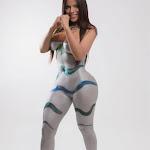 """Suzy Cortez, Se Desnuda Con El Símbolo De Los Juegos Olímpicos"""" De Río 2016 Foto 9"""