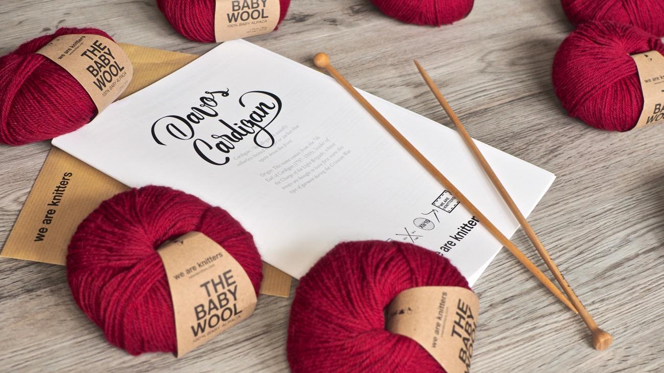 davos cardigan von we are knitters gewinnspiel caros. Black Bedroom Furniture Sets. Home Design Ideas