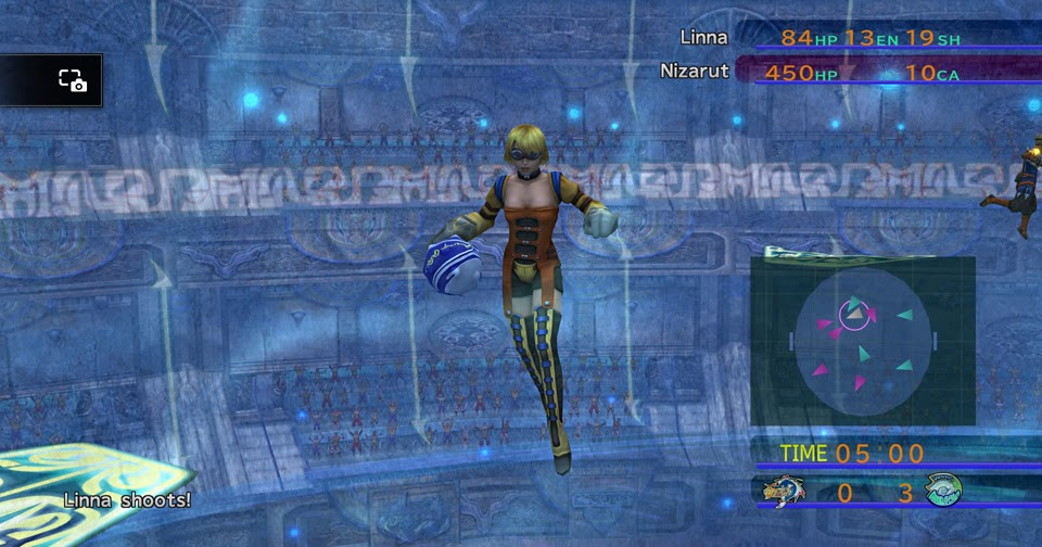 FFX-2 matchmaking HD